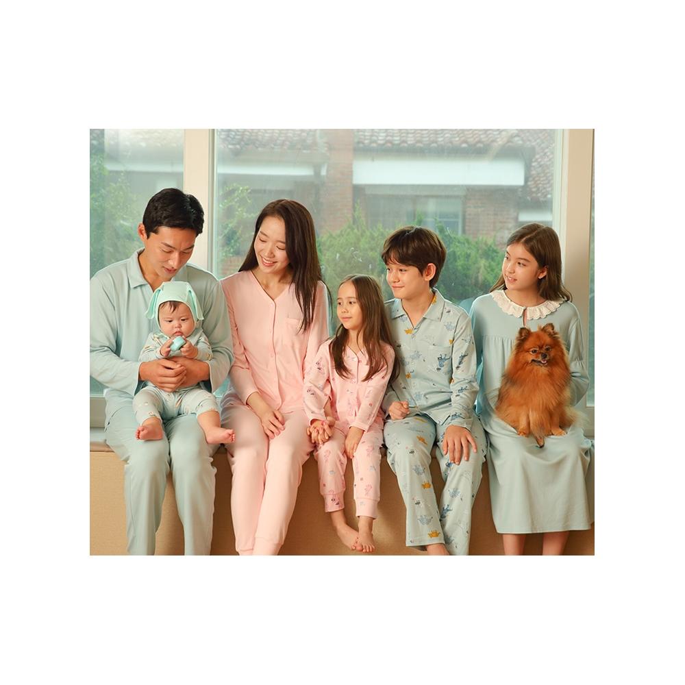 무냐XODG 텐셀모달니트잠옷(남아)