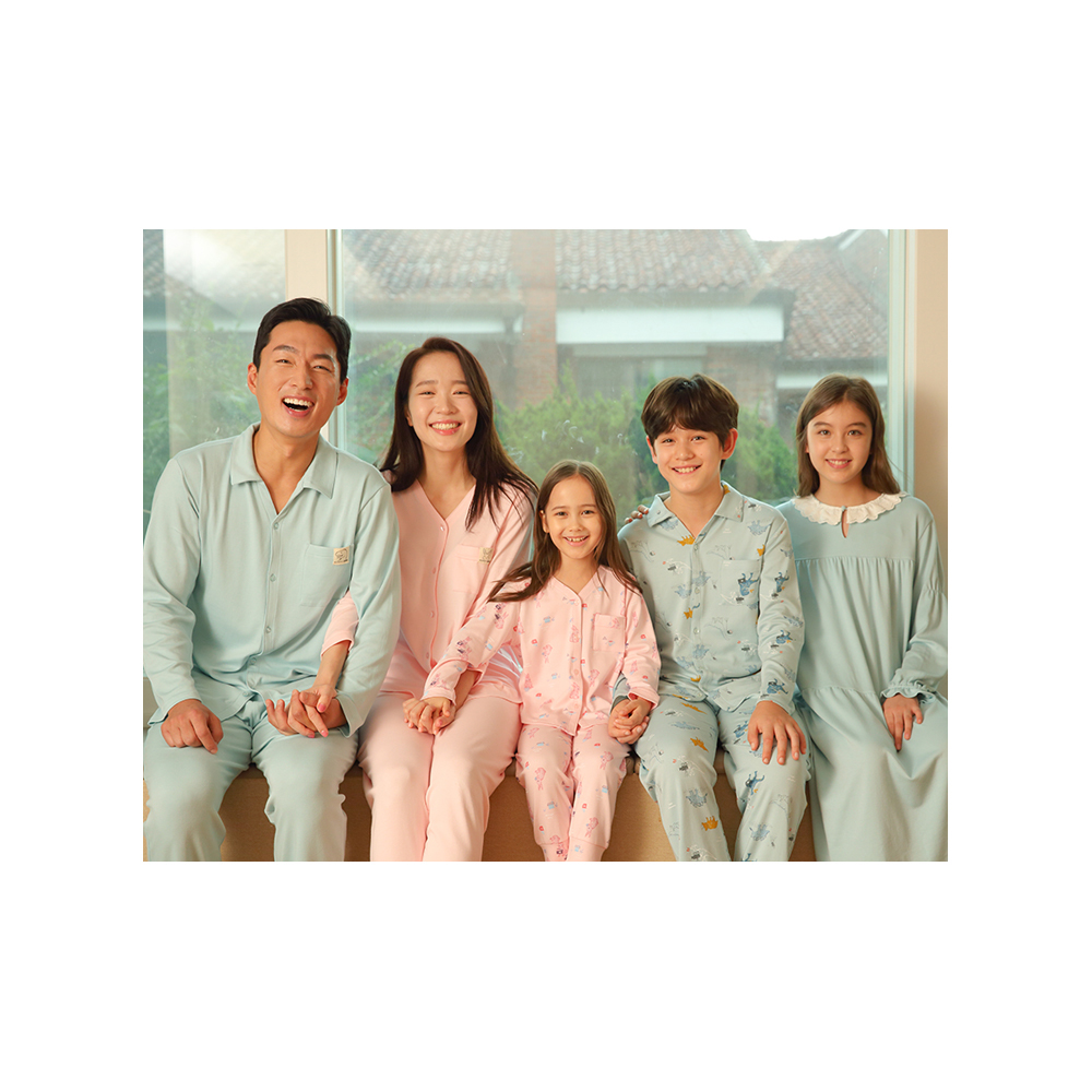 무냐XODG 텐셀모달니트잠옷(남성)